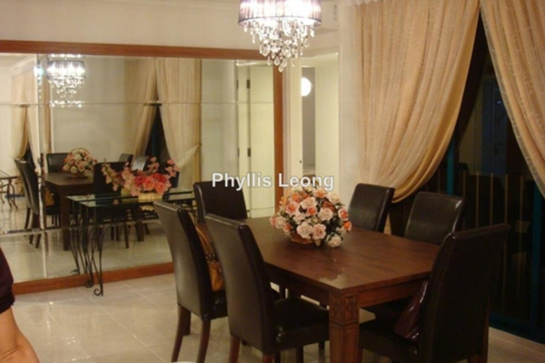 For Rent Condominium at Mont Kiara Astana, Mont Kiara Leasehold Unfurnished 3R/2B 4k
