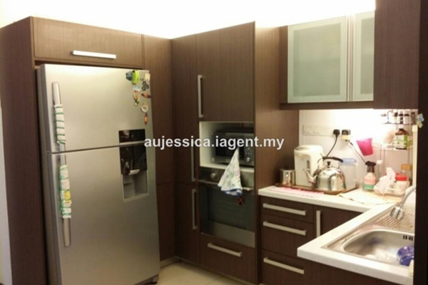 For Sale Terrace at Mutiara Bukit Jalil, Bukit Jalil Freehold Semi Furnished 5R/4B 1.3m