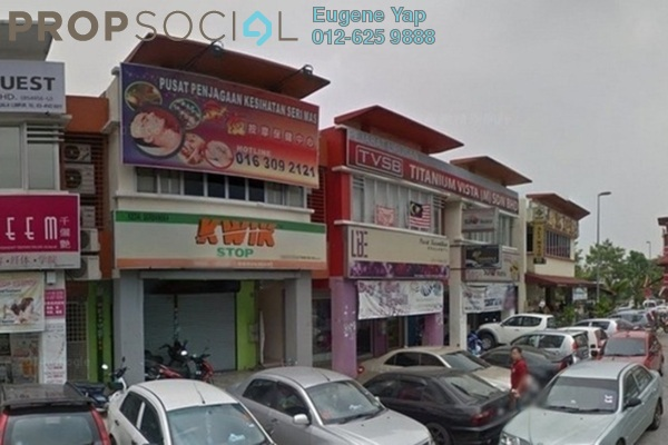 For Rent Office at Rampai Business Park, Setapak Leasehold  0R/0B 5k