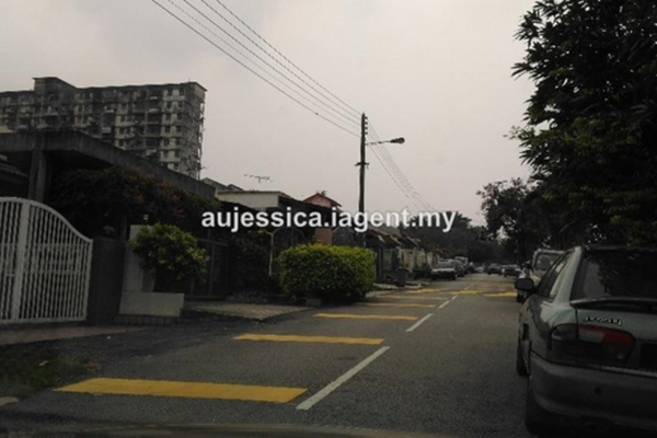 For Sale Terrace at Salak South Garden, Sungai Besi Freehold Unfurnished 3R/2B 490k