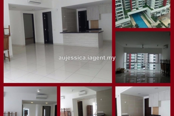 For Rent Terrace at Puchong Hartamas, Puchong Freehold Unfurnished 4R/3B 2.6k