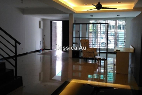 For Rent Terrace at Taman OUG, Old Klang Road Freehold Semi Furnished 4R/3B 2.6k