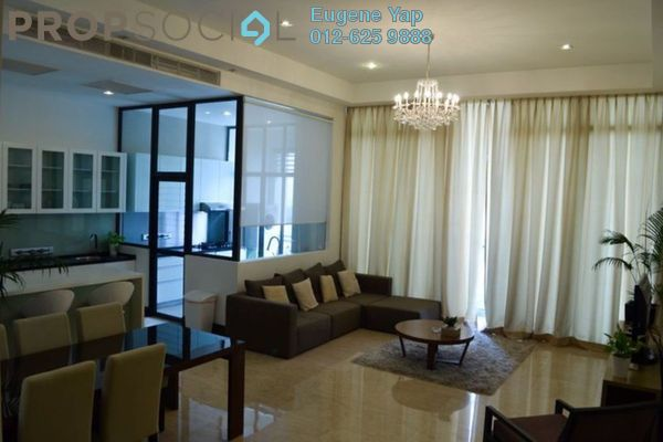 For Rent Condominium at Ken Bangsar, Bangsar Freehold Fully Furnished 4R/3B 9k