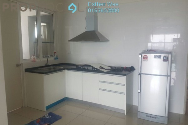 For Rent Condominium at The Regina, UEP Subang Jaya Leasehold Semi Furnished 4R/3B 1k