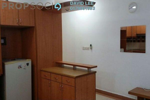 For Rent Condominium at Ritze Perdana 1, Damansara Perdana Leasehold Semi Furnished 1R/1B 1k