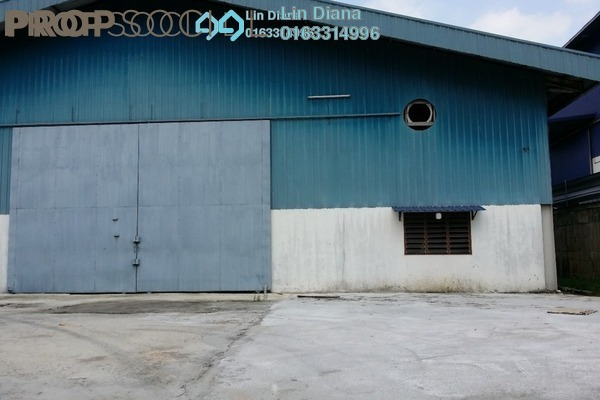 For Rent Factory at Kampung Baru Subang, Shah Alam Leasehold Unfurnished 2R/3B 10k