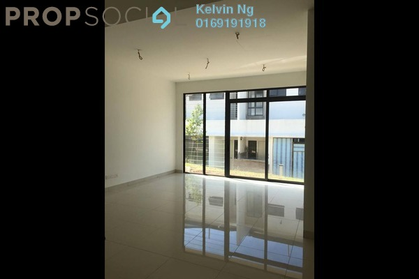 For Rent Link at LakeClub Parkhome, Rawang Leasehold Unfurnished 5R/5B 1.4k
