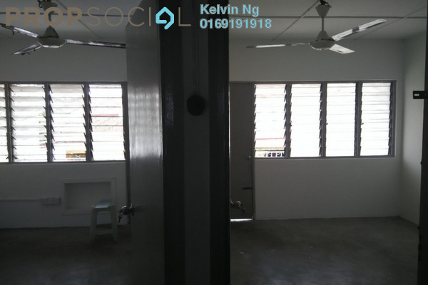 For Rent Terrace at Kepong Baru, Kepong Freehold Unfurnished 5R/2B 1.6k