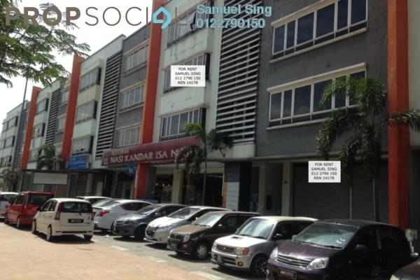 For Rent Shop at Dana 1 Commercial Centre, Ara Damansara Freehold Unfurnished 0R/2B 8k