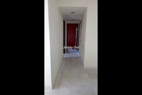For Rent Condominium at Tiara Faber, Taman Desa Leasehold Semi Furnished 3R/2B 2k