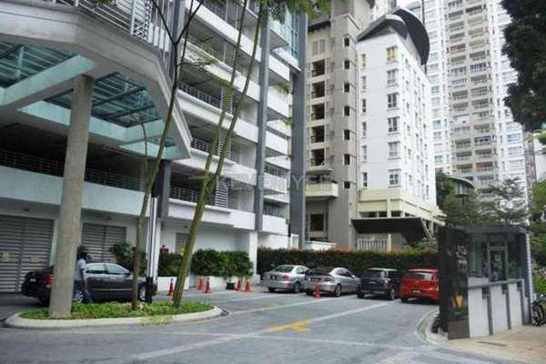 For Rent Condominium at Mont Kiara Banyan, Mont Kiara Freehold Fully Furnished 3R/4B 5k