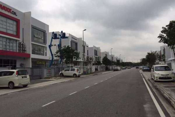 For Sale Factory at i-Parc2, Shah Alam Freehold Unfurnished 0R/0B 4.1m