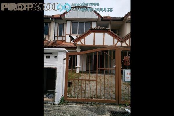 For Rent Terrace at USJ 5, UEP Subang Jaya Freehold Semi Furnished 4R/3B 1.7k