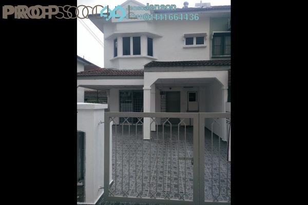 For Rent Terrace at USJ 13, UEP Subang Jaya Freehold Unfurnished 4R/3B 1.3k