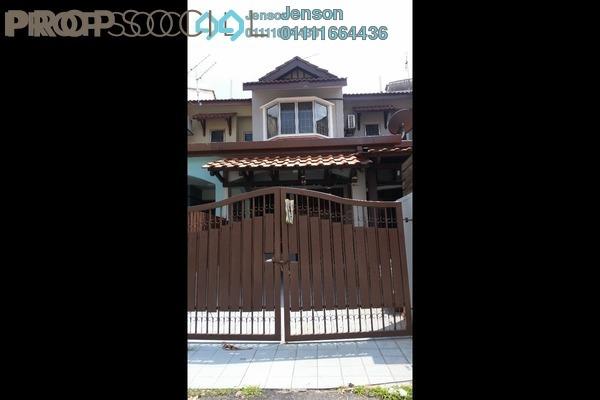 For Rent Terrace at USJ 13, UEP Subang Jaya Freehold Semi Furnished 4R/3B 1.4k
