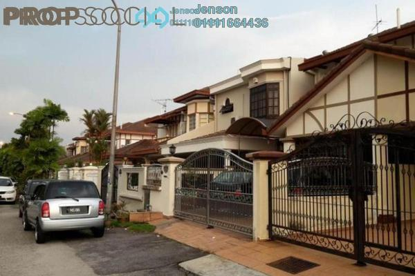 For Rent Terrace at USJ 18, UEP Subang Jaya Freehold Semi Furnished 5R/3B 1.9k