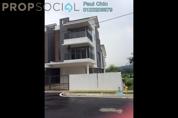 For Sale Superlink at Emerald West, Rawang Freehold Unfurnished 6R/7B 1.23m