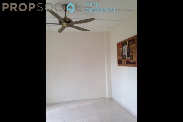 For Rent Condominium at Aman Satu, Kepong Freehold Semi Furnished 3R/2B 1.1k