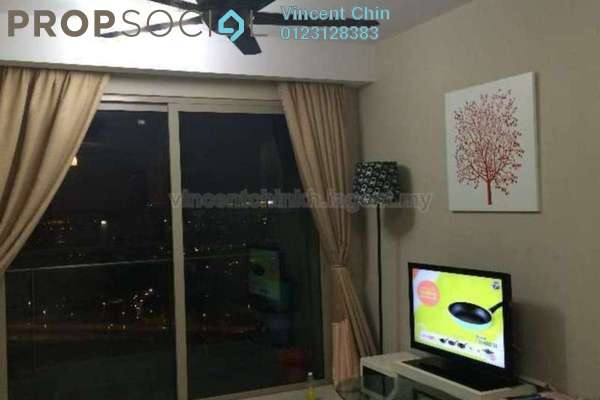 For Rent Serviced Residence at myHabitat, KLCC Freehold Fully Furnished 1R/1B 4k