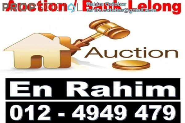For Sale Condominium at Mawar Apartment, Sentul Leasehold Unfurnished 3R/2B 360k