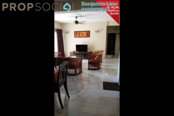 For Rent Condominium at Sang Suria, Sentul Freehold Fully Furnished 3R/2B 2.4k