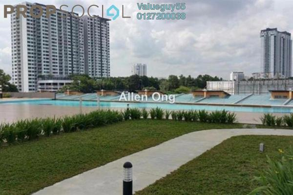 For Rent Condominium at D'Inspire Residence, Skudai Freehold Fully Furnished 3R/2B 2.5k