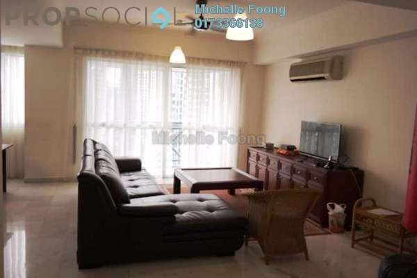 For Rent Condominium at D'Mayang, KLCC Freehold Fully Furnished 4R/4B 5k
