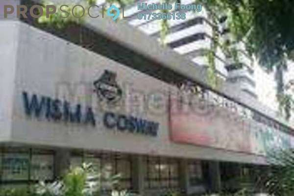 For Rent Shop at Wisma Cosway, KLCC Freehold Unfurnished 0R/0B 2k