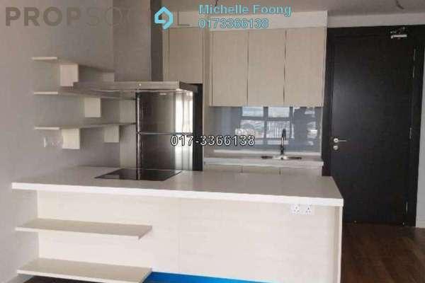 For Rent Condominium at Sixceylon, Bukit Ceylon Freehold Fully Furnished 1R/1B 3.3k