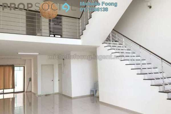 For Rent Terrace at Lake Fields, Sungai Besi Leasehold Unfurnished 5R/4B 2.4k