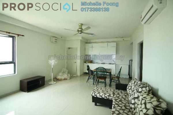 For Rent Serviced Residence at Centrestage, Petaling Jaya Leasehold Fully Furnished 3R/2B 3.2k
