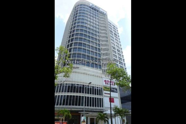 For Sale Office at One Mont Kiara, Mont Kiara Freehold Unfurnished 0R/0B 607k