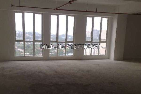 For Sale Office at One Mont Kiara, Mont Kiara Freehold Unfurnished 0R/0B 752k