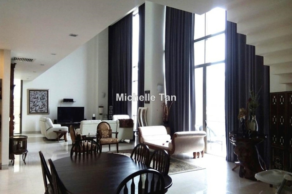 For Sale Duplex at Suria Stonor, KLCC Freehold Unfurnished 5R/6B 4.8m