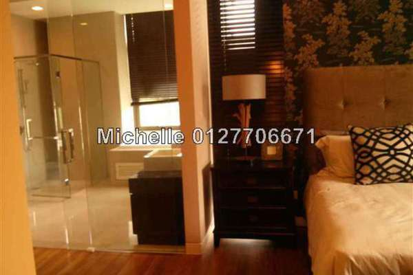 For Sale Duplex at Suria Stonor, KLCC Freehold Unfurnished 5R/6B 5.76m