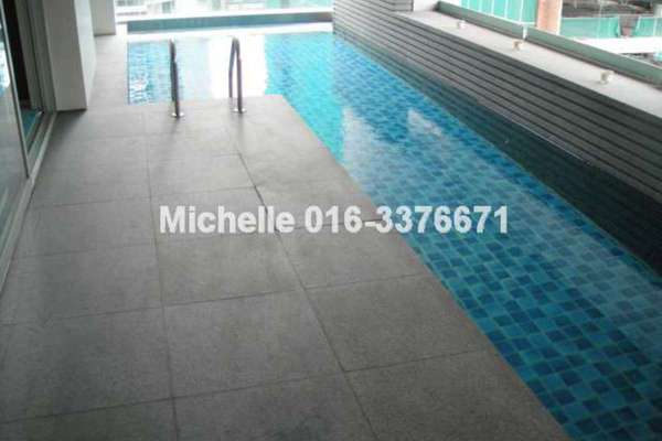 For Sale Duplex at One KL, KLCC Freehold Unfurnished 3R/5B 5.26m