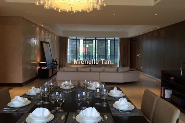 For Sale Condominium at Rimbun, Ampang Hilir Freehold Unfurnished 4R/5B 7m