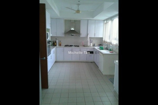 For Sale Condominium at Hampshire Park, KLCC Freehold Semi Furnished 3R/5B 2.74m