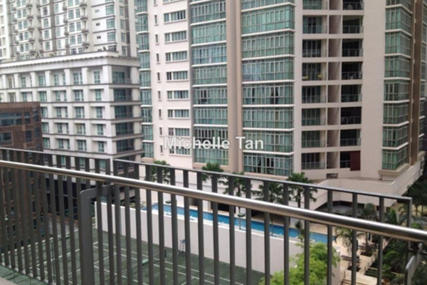 For Sale Condominium at Kirana Residence, KLCC Freehold Fully Furnished 3R/3B 2.4m