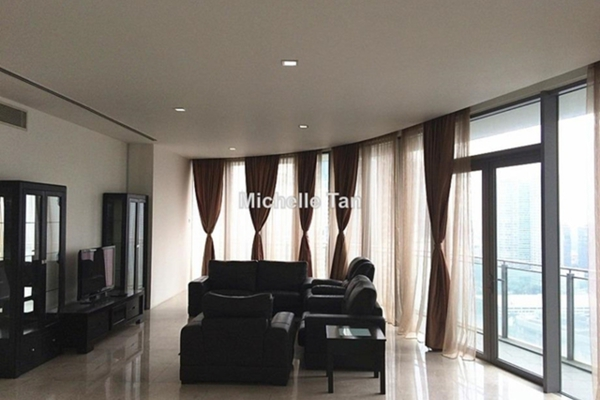 For Sale Condominium at K Residence, KLCC Freehold Fully Furnished 3R/5B 3.31m
