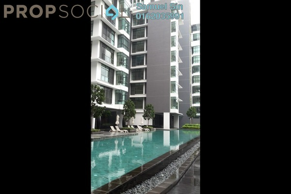 For Sale Condominium at Madge Mansions, Ampang Hilir Freehold Semi Furnished 4R/4B 4.74m