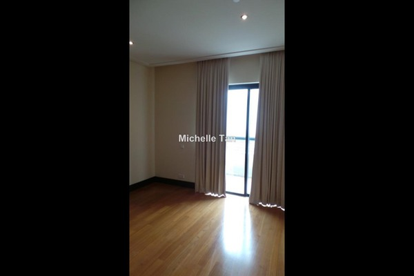 For Sale Condominium at The Binjai On The Park, KLCC Freehold Semi Furnished 3R/4B 9m