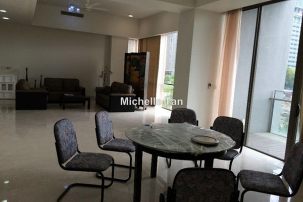 For Sale Condominium at Suria Stonor, KLCC Freehold Fully Furnished 3R/5B 2.52m