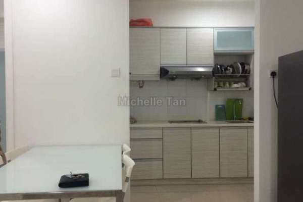 For Sale Condominium at Binjai 8, KLCC Freehold Fully Furnished 1R/1B 951k