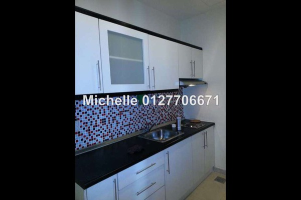 For Sale Condominium at Park View, KLCC Freehold Unfurnished 1R/1B 774k