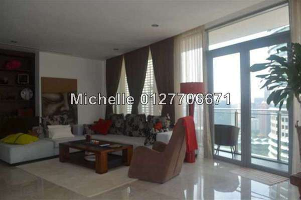 For Sale Condominium at K Residence, KLCC Freehold Semi Furnished 3R/5B 3.02m