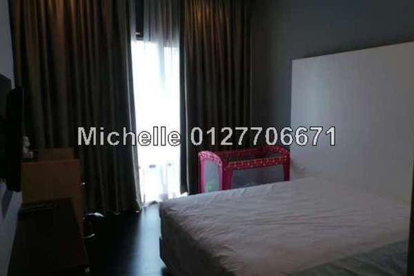 For Sale Condominium at Pavilion Residences, Bukit Bintang Leasehold Semi Furnished 5R/5B 7m
