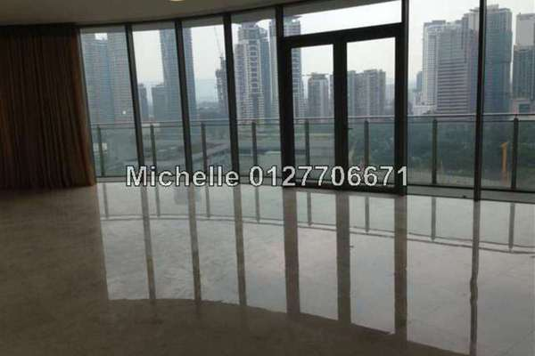 For Sale Condominium at K Residence, KLCC Freehold Semi Furnished 3R/5B 3.63m