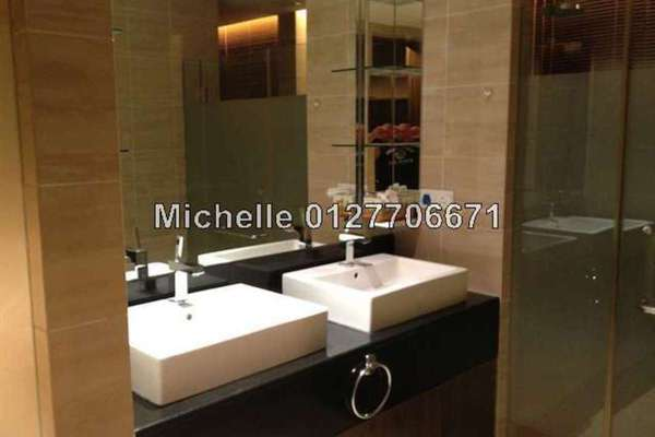 For Sale Condominium at Marc Service Residence, KLCC Freehold Semi Furnished 3R/4B 3.78m