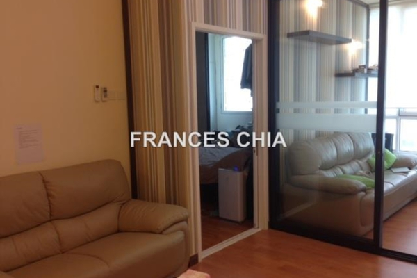 For Sale Serviced Residence at Park View, KLCC Leasehold Fully Furnished 1R/1B 738k